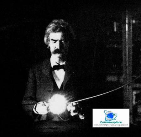 Mark Twain Tesla constipation