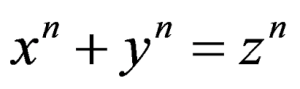 The Equation for Which Fermat Discovered the Long-Elusive Proof