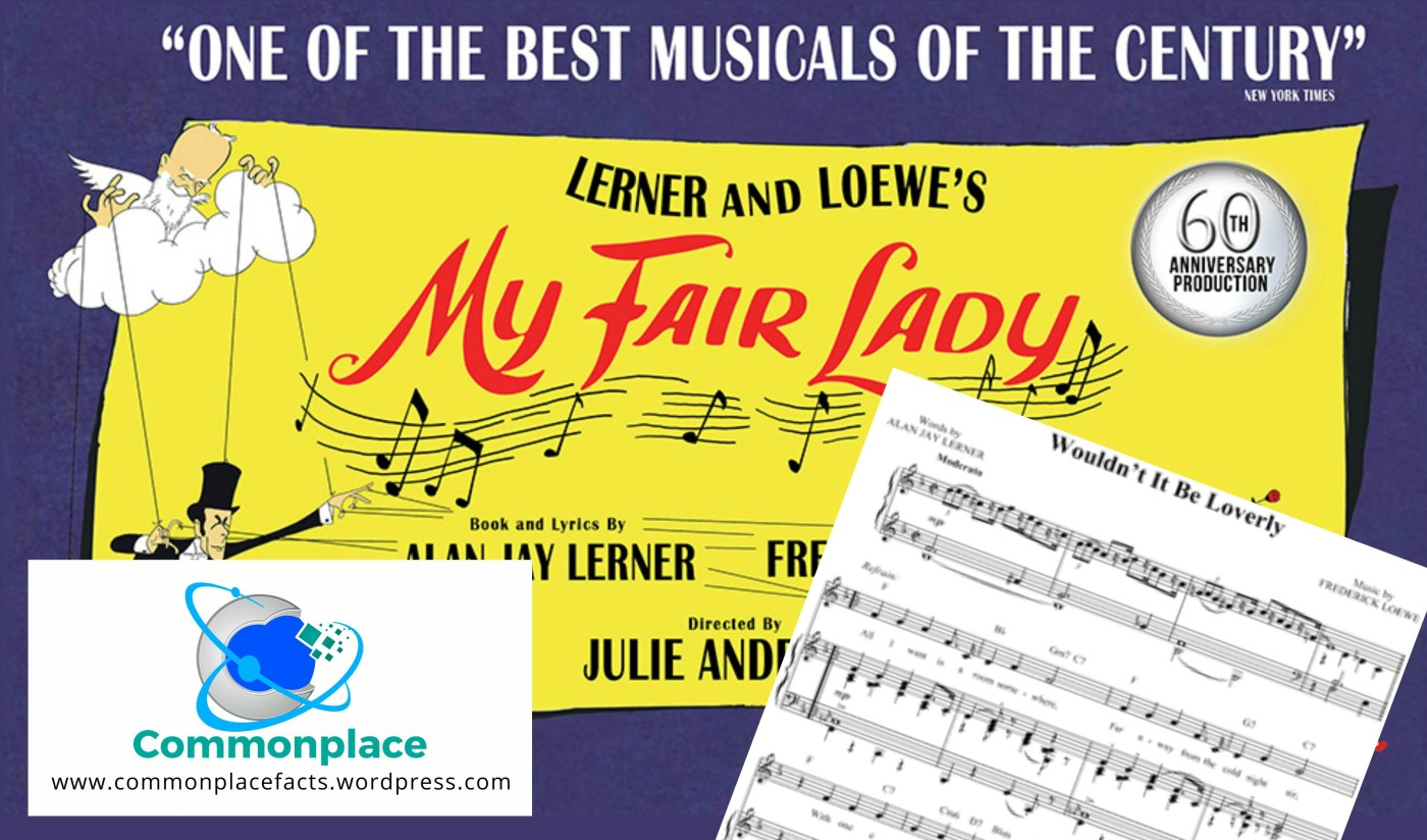 #lovequotes #loverly #myfairlady #musicals