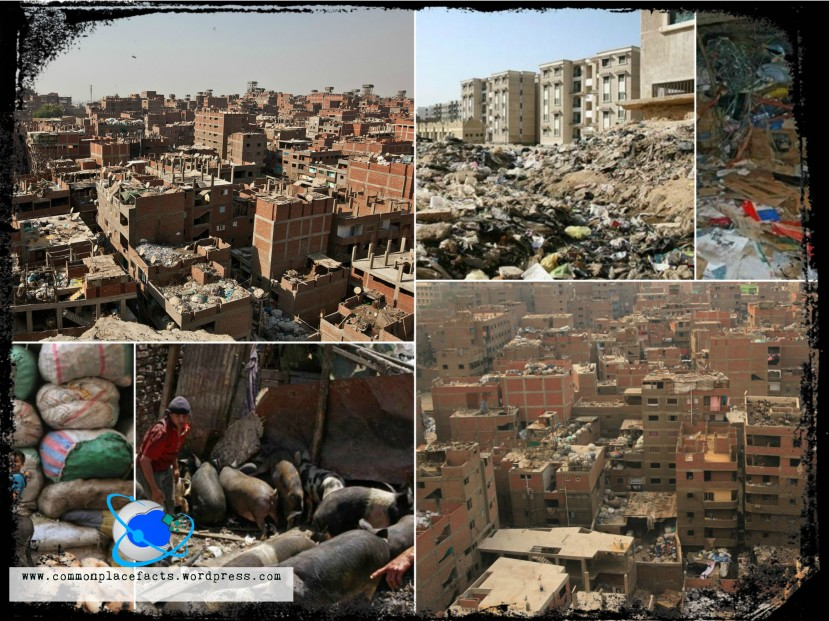 Manshiyat Naser Cairo's garbage city
