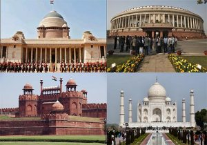 Among the properties sold by Natwarlal were the Presidential Palace, the Parliament Building, Red Fort, and the Taj Mahal