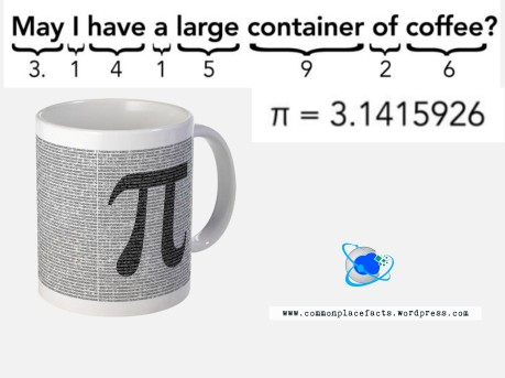 Pi May I Have a Large container of Coffee