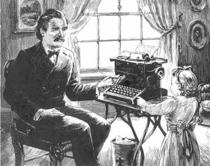 #MarkTwain #authors #typing