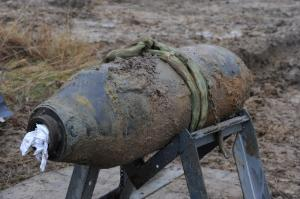 Defused WWII-era US bomb uncovered in Germany in 2013