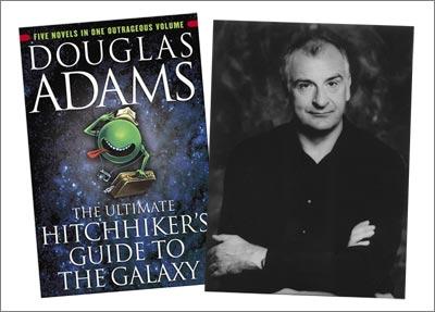 Douglas Adams (1952-2001)