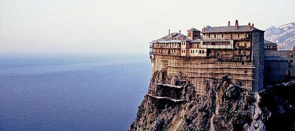 Mount Athos Monastery