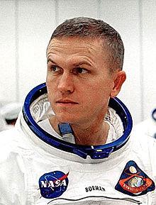 Col. Frank Borman, USAF, Ret.