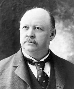 Thomas Brackett Reed (1839-1902)