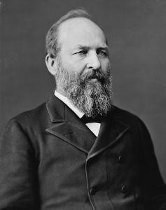 President James A. Garfield (1831-1881)