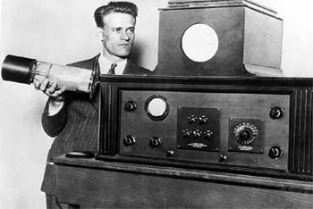 Farnsworth inventor of the television