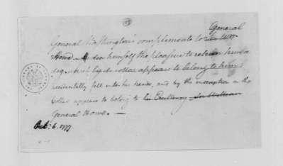 washington note