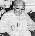 Lt. Nathan E. Cook (1885 - 1992)