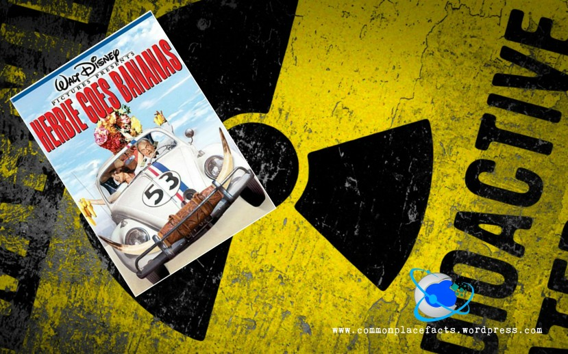 Herbie Goes Bananas Radioactive Disaster