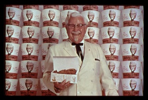 Colonel Harland D. Sanders