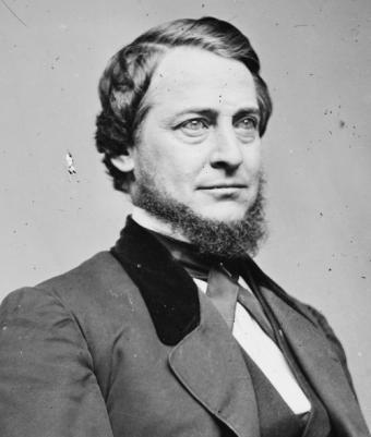Clement Vallandigham (1820-1871)