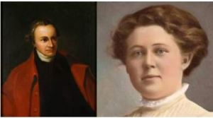 Patrick and Sarah Henry