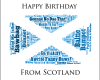 #Scotland #birthdays #Scottish #customs #Scottishcustoms