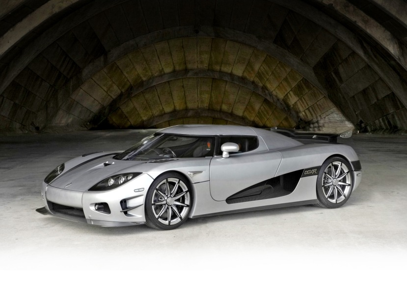most expensive car 2010 Koenigsegg CCXR Trevita