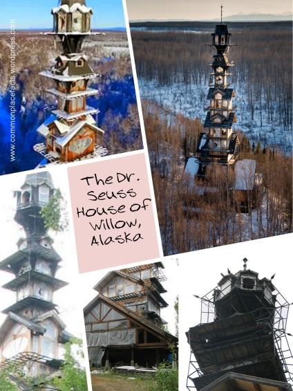 dr. suess tower willow alaska
