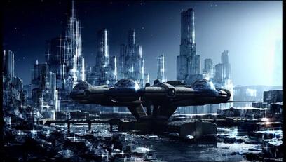 Doctor Who Diamond Planet Midnight
