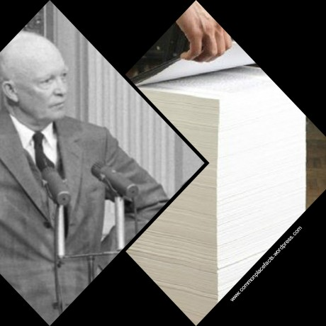 Eisenhower plans