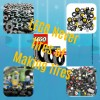 LEGO biggest producer of tires