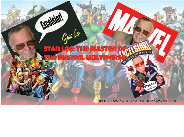 Fun Facts about Stan Lee Marvel Comics