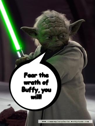 The original name for Yoda was Buffy