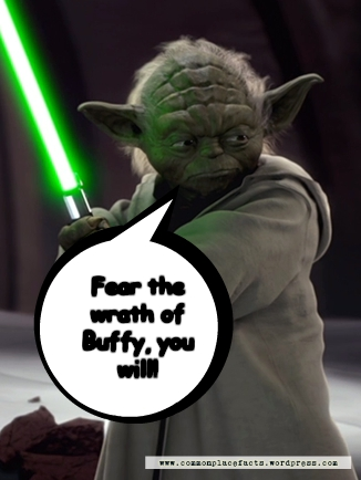 The original name for Yoda was Buffy