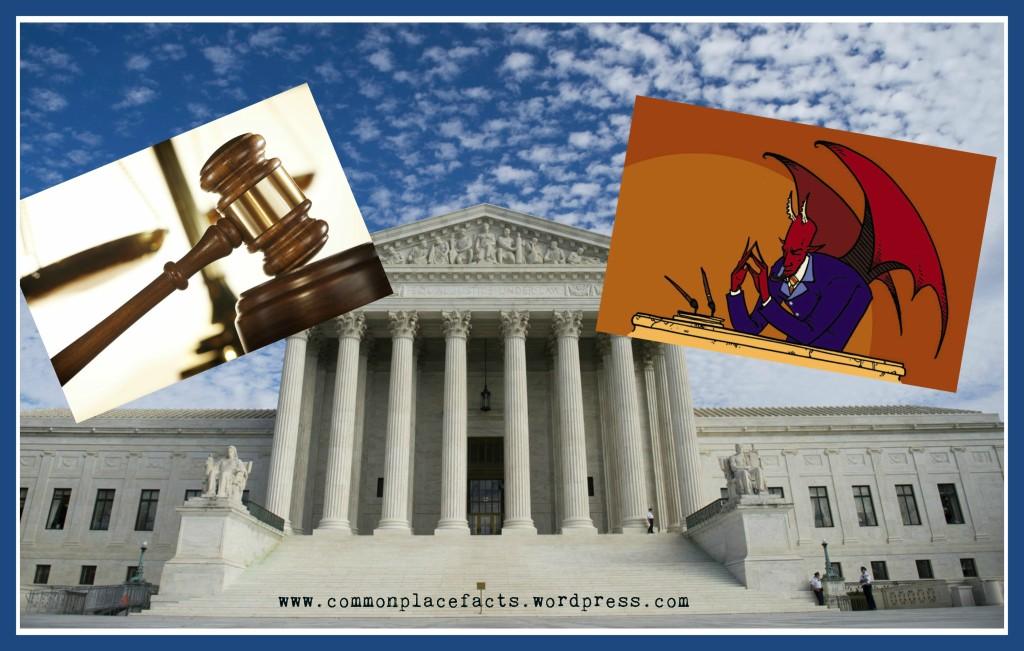 Mayo v Satan and his staff lawsuit