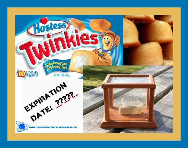 World's oldest Twinkie