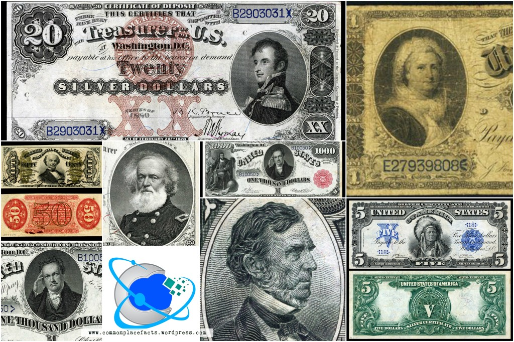 people whose faces have been on US currency