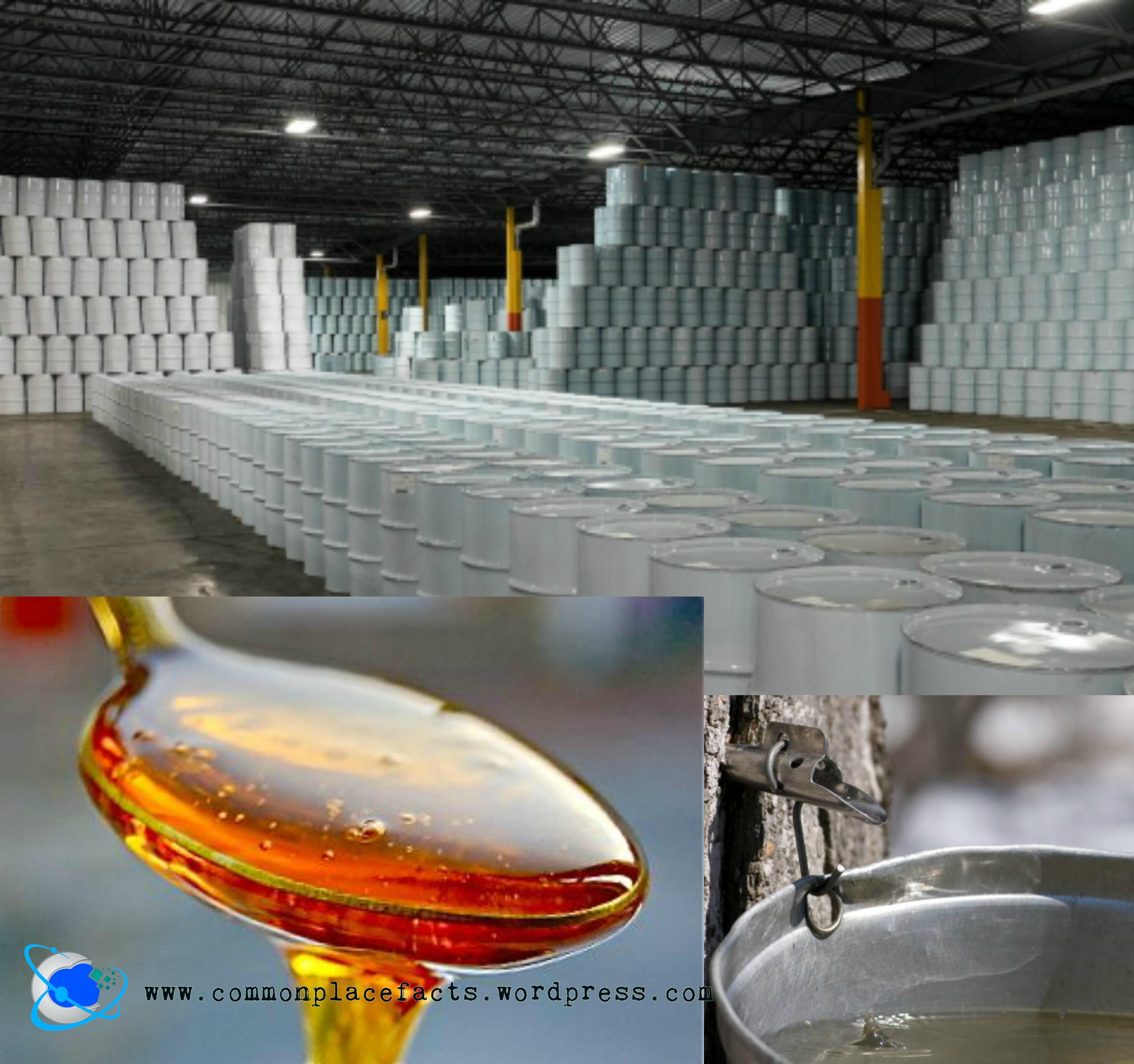 Global Strategic Maple Syrup Reserve