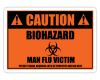 Man Flu is real