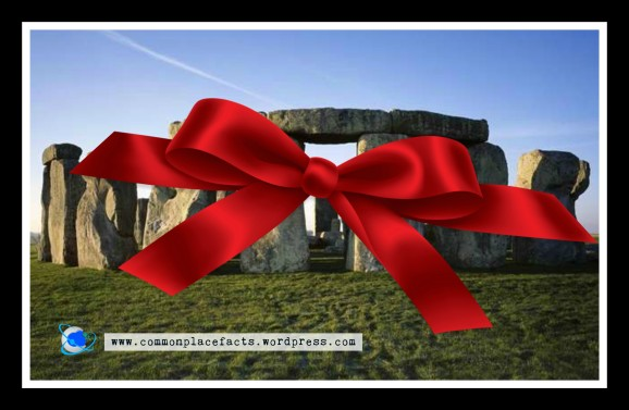 Cecil Chubb bought Stonehenge as a gift for his wife