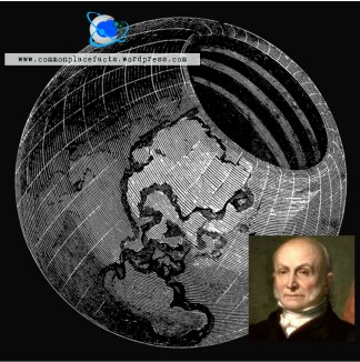 John Quincy Adams Hollow Planet