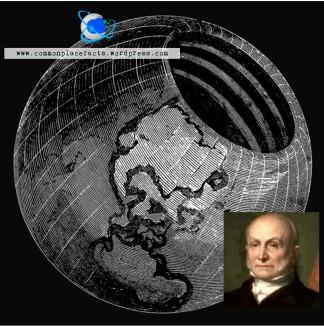 John Quincy Adams Hollow Planet