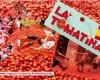 La Tomatina food fight Bunol Spain