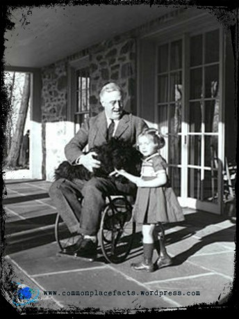 "FDR Wheelchair ""I've done a lot of things I can't do"""