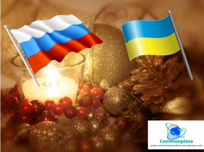 Christmas in Russia and Ukraine January 7