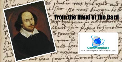 Shakespeare's autographs