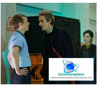 """Peter Capaldi Doctor Who """"I understand. You're an idiot."""""""