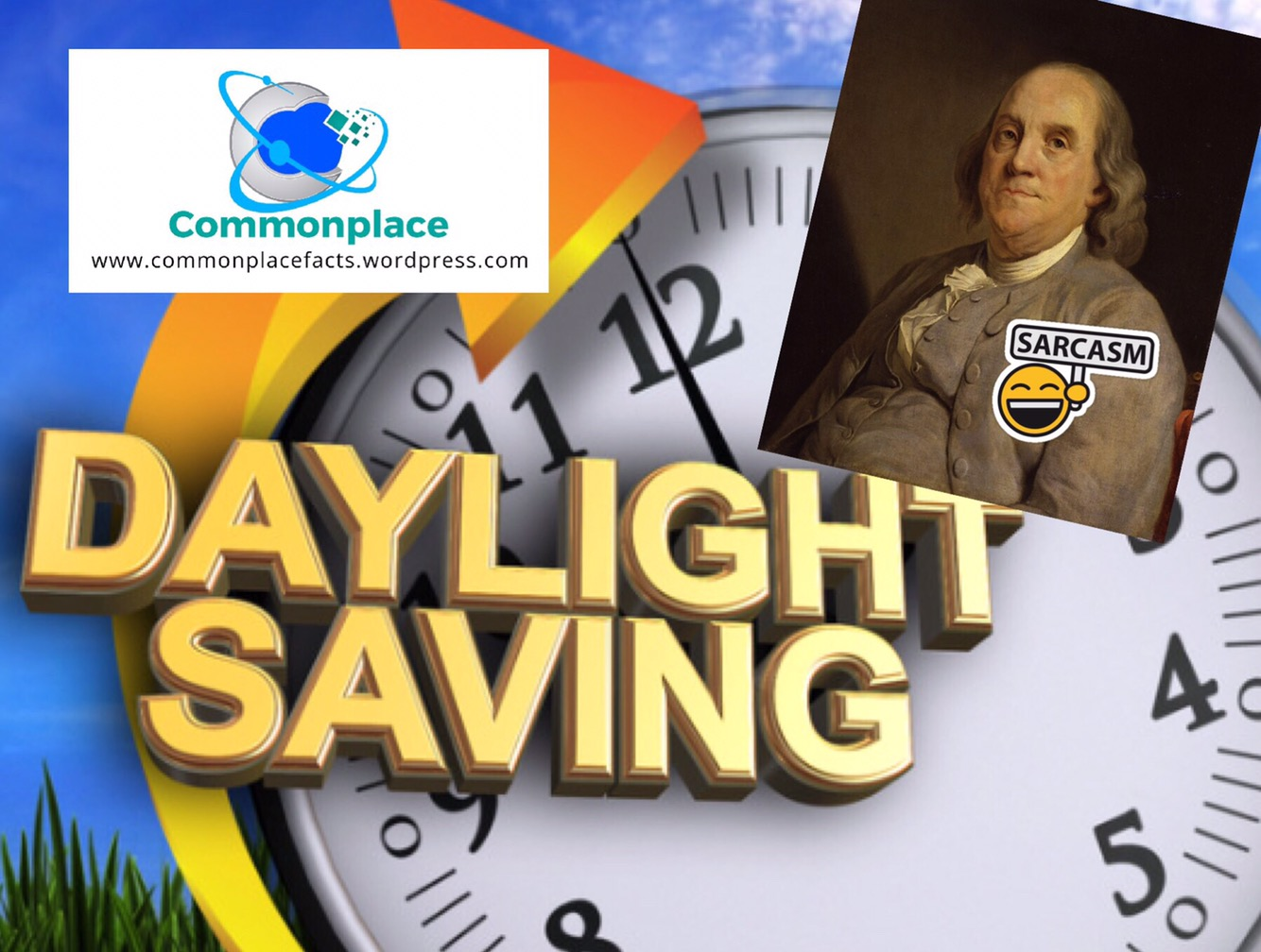 Benjamin Franklin proposed Daylight Savings Time as a joke