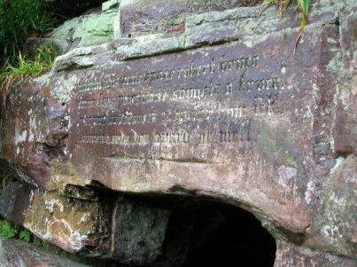 Bruce's Cave Island of Rathlin, Ireland