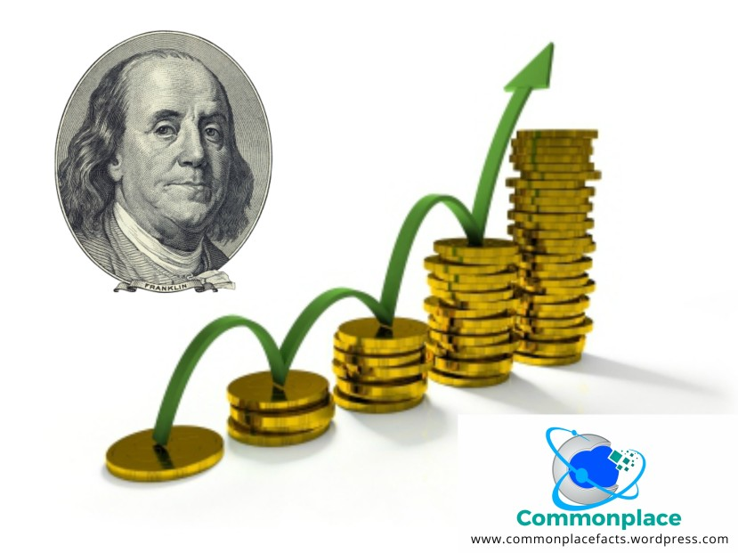 Benjamin Franklin compound interest