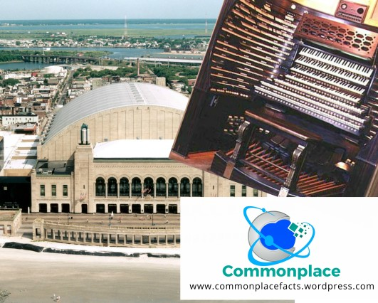 Boardwalk Hall Auditorium Organ