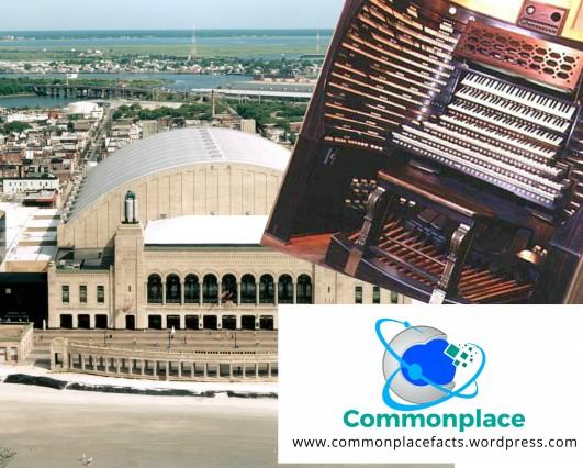 Boardwalk Hall Auditorium Organ