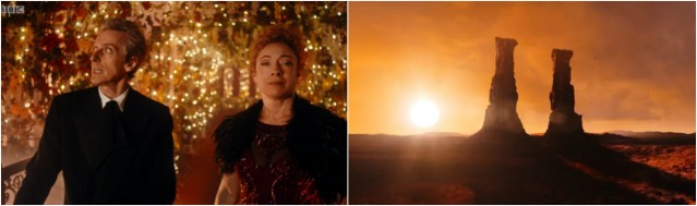 Doctor Who River Song Singing Towers of Darillium