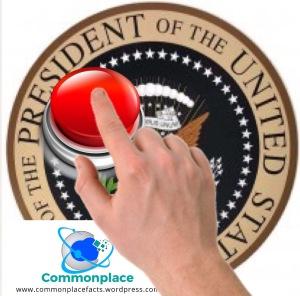 Button on President's desk