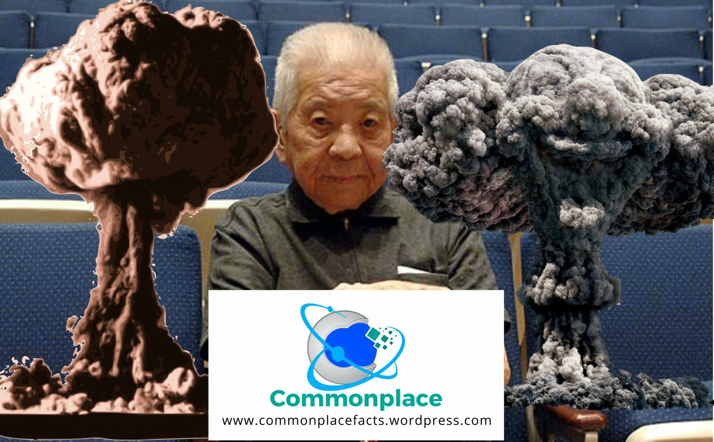 Tsutomu Yamaguchi survived two nuclear bombs